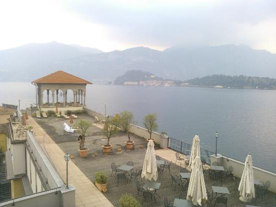 The View From My Balcony Picture Of Grand Hotel Cadenabbia