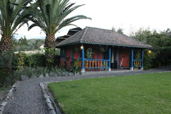 B&B Tumbaco: our cabin