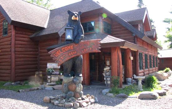 ‪Big Bear Lodge and Cabins‬