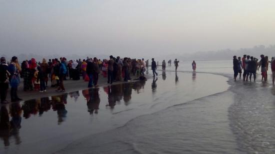 Barisal Division, Μπανγκλαντές: Kuakata Beach