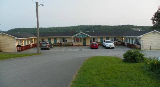 Fairwinds Motel & Restaurant: Fairwinds Motel and Restaurant