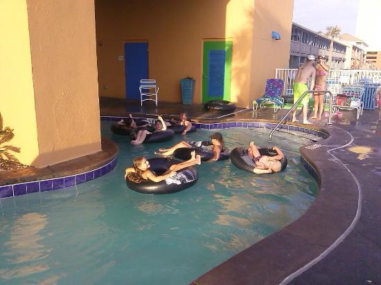 Splash Resort Iniums Panama City Beach Lazy River