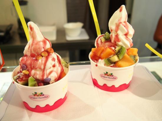 Yogurtlandia Strasbourg : Un délice!