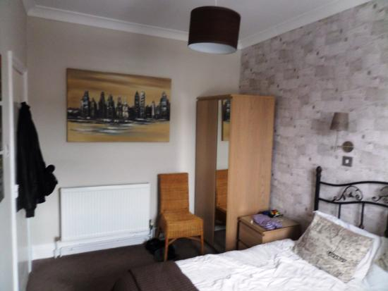 Beamsley Lodge: Picture 1 of room 106 ( 10 = first floor )