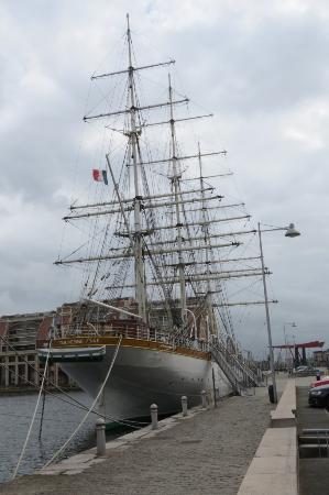 Norfolkline Dunkerque : rambla
