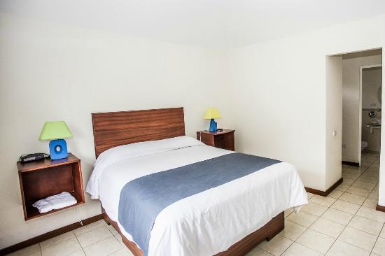 Stanza Hotel & Spa: Habitaciones