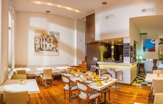 Vain Boutique Hotel Buffet Breakfast Palermo Soho Hotels In Buenos Aires
