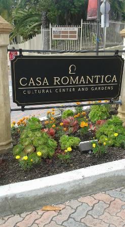 San Clemente, CA: Casa Romantica