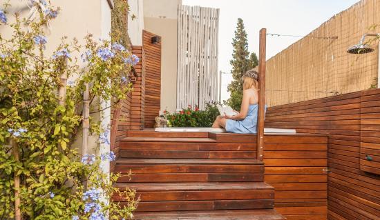 Terrace hotel boutique palermo argentina picture of vain for Hotel boutique palermo