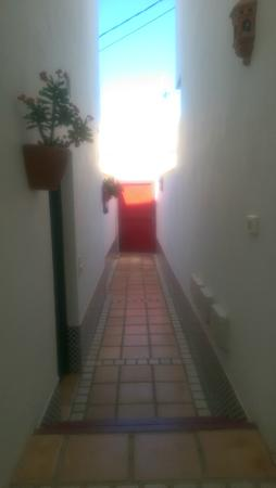 Casa San Miguel: Eingang