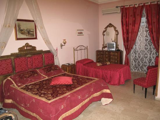 Hotel Alessandra: Een kamer