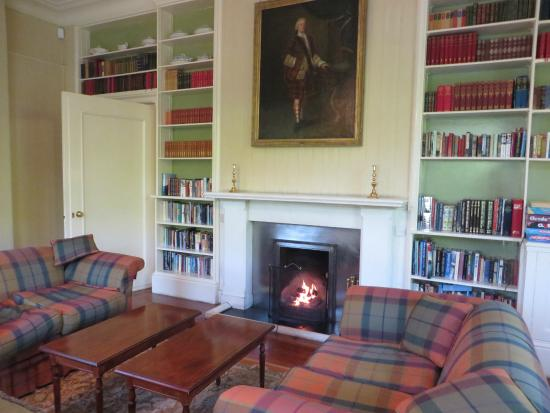 Salon picture of glengarry castle hotel invergarry for 30 east salon reviews