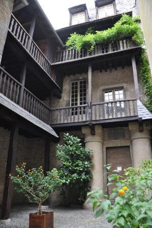 The Bernadotte Museum : entree