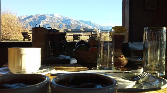 Estancia La Alejandra: Desayuno cuyano