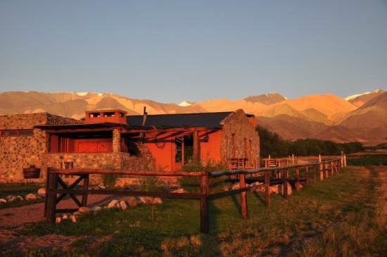 Estancia La Alejandra: La casa de visitantes