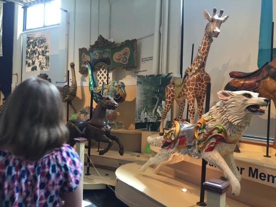 Merry Go Round Museum Sandusky Ohio Pictures 23