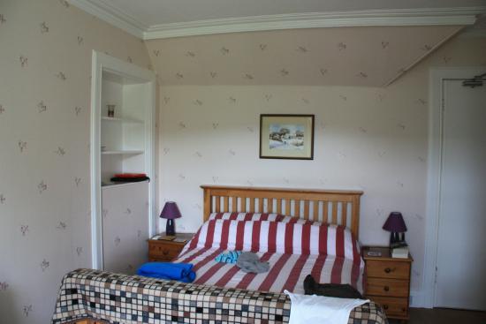 Tir Aluinn Guest House : Zimmer