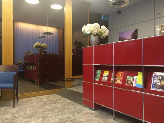 Hotel Lido: Reception