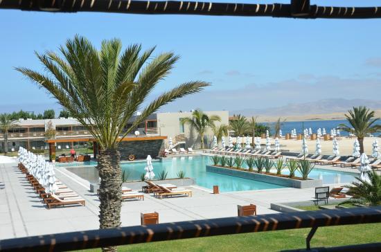 Foto de doubletree resort by hilton hotel paracas peru for Hotel luxury resort paracas