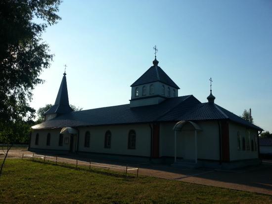 Annino, Rusia: Церковь в Аннино