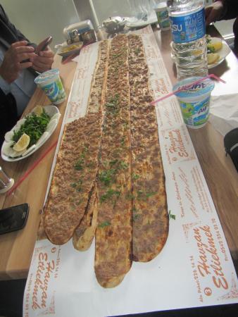 Kosk Konya Mutfagi: bicak arasi meal , very Delicious