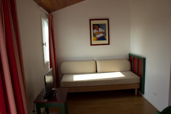 Hotel Club Vacanciel Cambo-les-Bains: salon