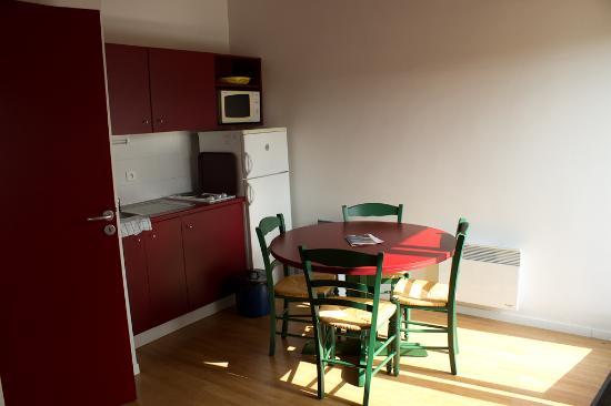 Hotel Club Vacanciel Cambo-les-Bains: cuisine