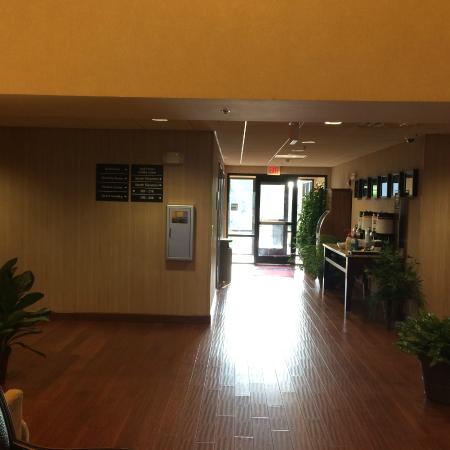 Hampton Inn Knoxville-West At Cedar Bluff: Lobby area