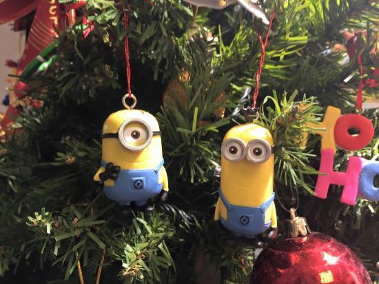christmas shop venice minions christmas decoration - Minions Christmas Tree
