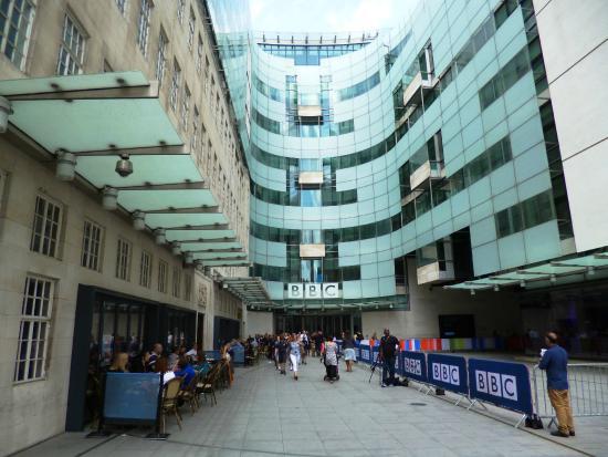 Bbc Tours Broadcasting House London