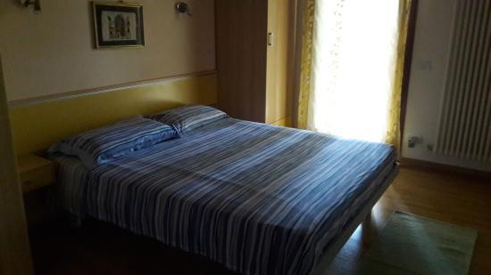 B&B Villa Venezia : camera da letto al P1