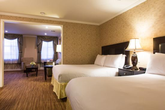 Hotel Stanford: Executive Suite