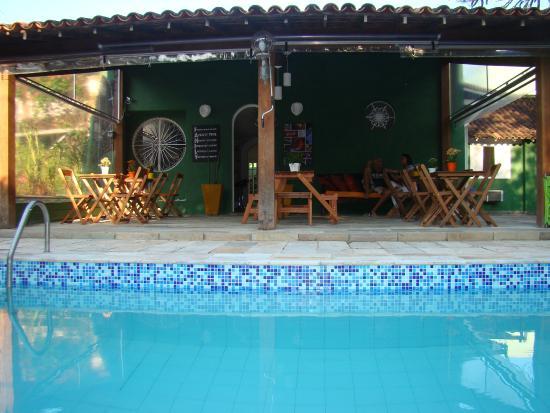 Hostel Braz : Linda vista