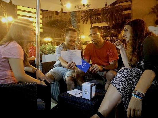 En La Terraza Picture Of Delorean Lounge Ruzafa Valencia