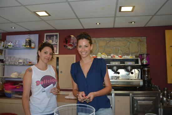 Delicious Cafe: Flavia e Federica