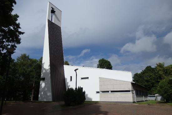 Церковь Святого Лаврентия Эстонской евангелическо-лютеранской церкви