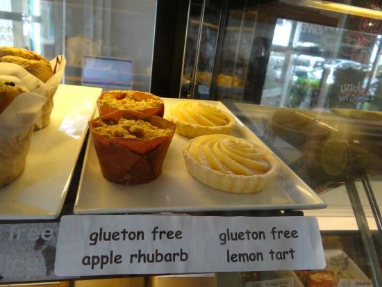 Under Wraps: Gluten free options!