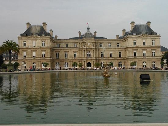 باريس, فرنسا: Palácio do Luxemburgo