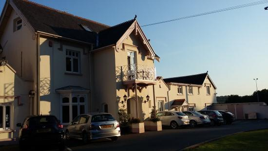 Heywood Spa Hotel Front Of