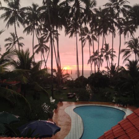 Life Ayurveda Resort: Der Pool