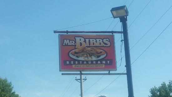 ‪Mr Bibbs Tenderloin‬