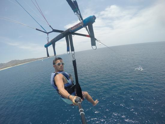 JT Watersports : up in the sky
