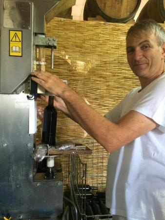 Sant'Agnese Farm : bottling
