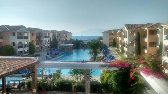 Alykanas Village Hotel: Views from hotel