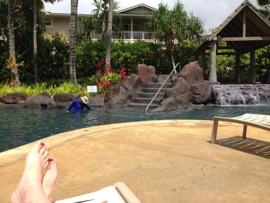 Nihilani at Princeville: Pool