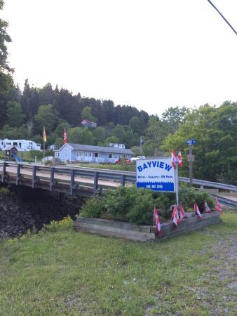 Bayview Chalets & Motel: photo0.jpg