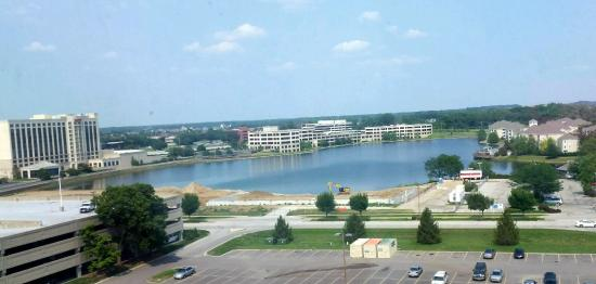 Sheraton Indianapolis Hotel at Keystone Crossing: View