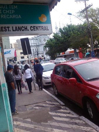 Restaurante e Lanchonete Central