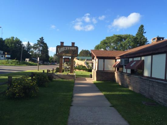 Fifield, WI: Northwoods Supper Club