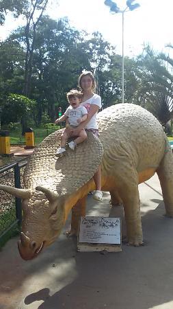 Mutirama Park : Parque dos dinossauros